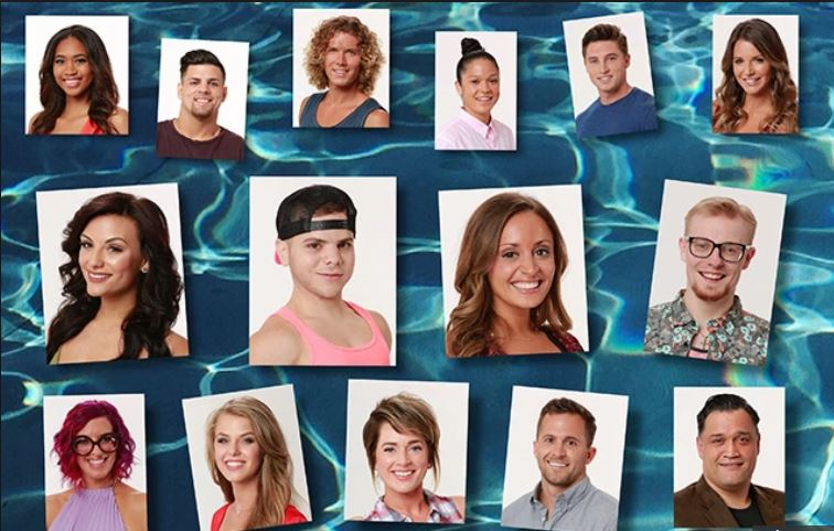 Cast of Big Brother 20