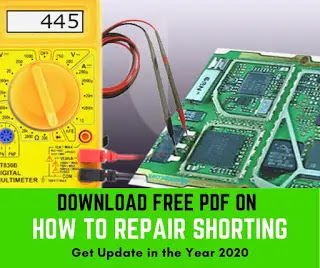 short circuit diagram cell phone repair tutorial pdf