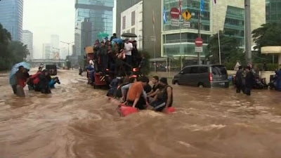Resources Related To The 2013 Jakarta Flood