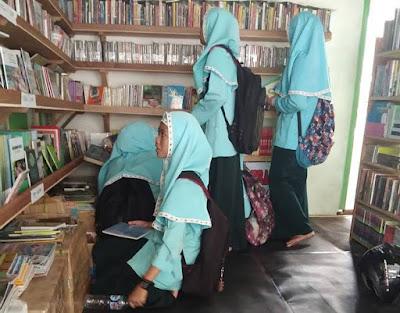 Profil Perpustakaan Desa Cahaya Pustaka, Desa Kulur, Kulonprogo Yogyakarta