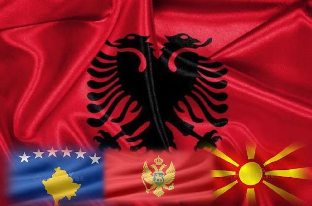 Η Ελλάδα και το τετράγωνο Τίρανα - Πρίστινα - Ποντγκόριτσα - Σκόπια
