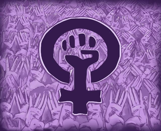 Huelga feminista 8 de marzo 2019, Enseñanza UGT Ceuta, Blog de Enseñanza UGT Ceuta