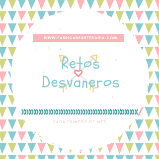 Logo general de retos desvaneros