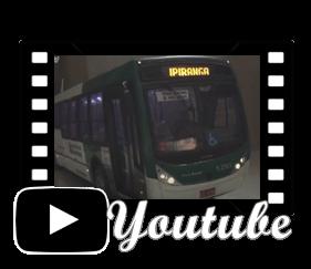 Vídeo Mini ônibus Caio Millenium 3 Viasul Controle Remoto Ipiranga 477p