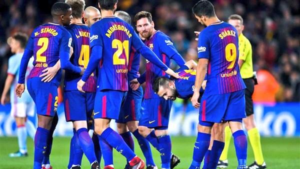 جماهير برشلونة تطالب بحقن هذا اللاعب بكورونا