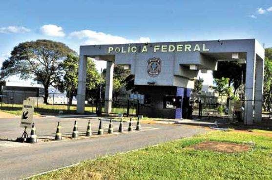 Concurso da Polícia Federal - Sede da PF em Brasilia