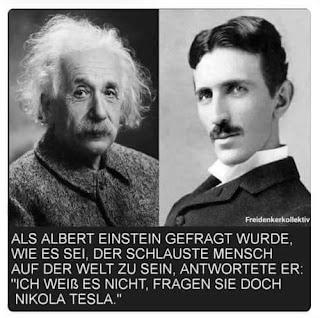 Einstein & Tesla