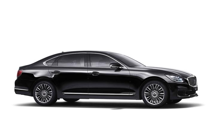 기아자동차, 디자인 및 최첨단 편의사양 적용 플래그십 세단 '2020년형 THE K9' 출시