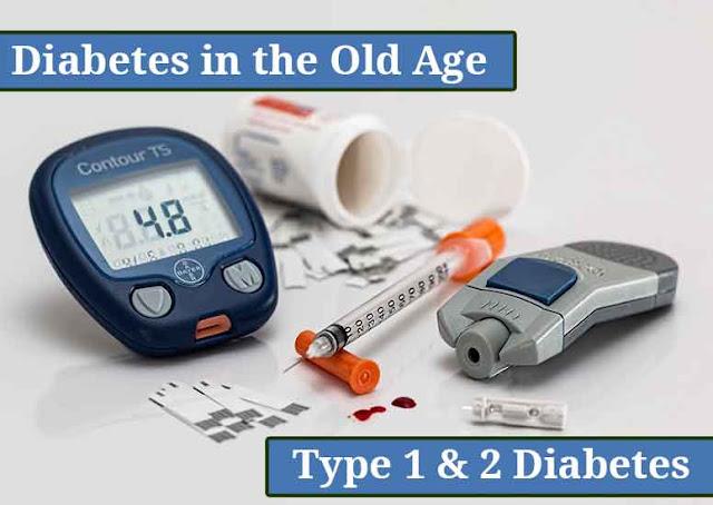 Diabetes in the Old Age | Type 1 Diabetes | Type 2 Diabetes Symptoms | Health | How Webs