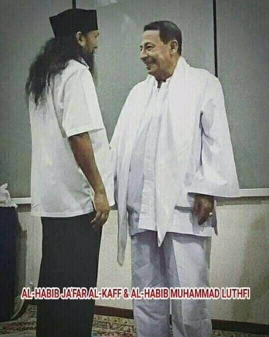 KAROMAH YANG LUAR BIASA BELIAU HABIB JA'FAR AL-KAFF ( KUDUS JATENG )