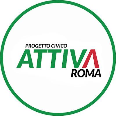 Progetto Civico Attiva Roma elezioni 2021