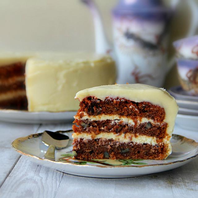 Carrot Cake Medieval Europe