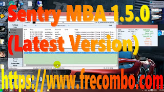 Sentry MBA 1.5.0 (Latest Version) .Cracking Tools