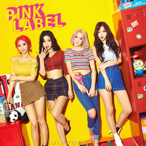 LAYSHA – PINK LABEL – Single