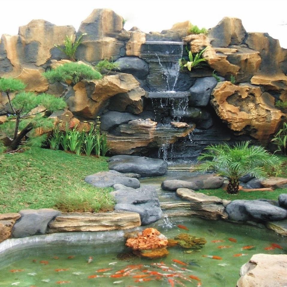 alam indah taman