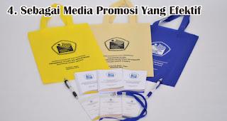 Sebagai Media Promosi Yang Efektif merupakan manfaat penting seminar kit