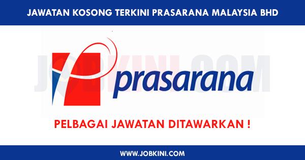 Prasarana Malaysia Berhad