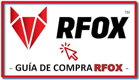 Cómo y Dónde Comprar Criptomoneda REDFOX LABS (RFOX) Guía COMPLETA