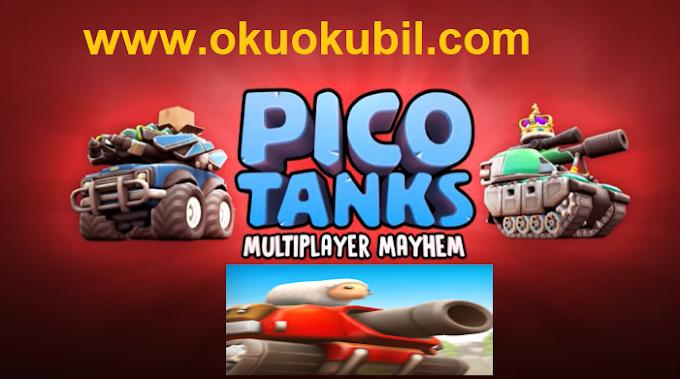 Pico Tanks 31.4 Multiplayer Mayhem Hack Mod Apk for ANDROID İndir 2020