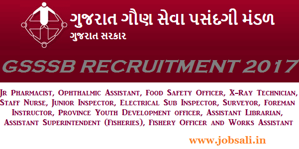 Govt Jobs in Gujarat, Jobs in Ahmedabad, Gujarat Govt jobs Ojas