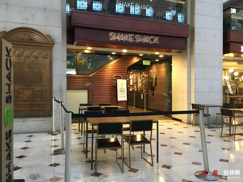 [美國] 華盛頓/聯合車站【Shake Shack】經典美式漢堡速食店 美味多汁起司漢堡