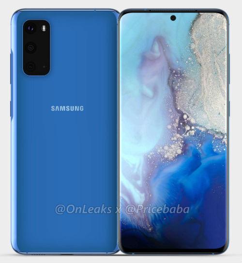 تسريبات تكشف عن طرازي Samsung Galaxy S11 و S11e