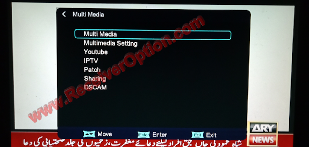 LOCAL PAKISTANI BOARD 1506T 512 4M NEW SOFTWARE WITH ECAST DIRECT BISS KEY ADD OPTION