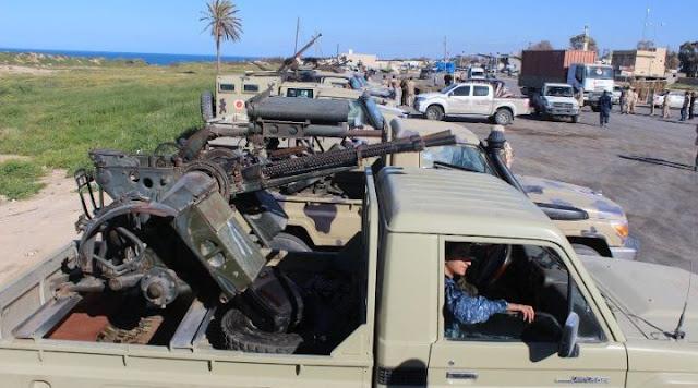 Λιβύη: Νεκροί, τραυματίες και λιποτάκτες για τους μισθοφόρους της Άγκυρας