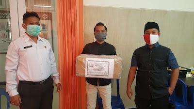 Gusdurian Peduli Kembali Salurkan APD ke 7 Puskesmas di Lombok
