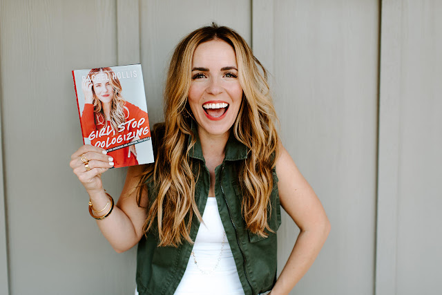 Rachel Hollis Girl Stop Apologizing