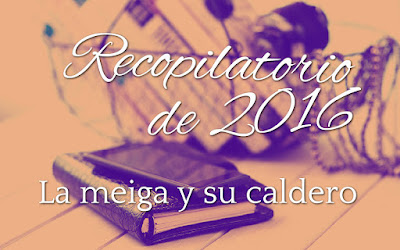 Recopilatorio de 2016 de La Meiga y Su Caldero