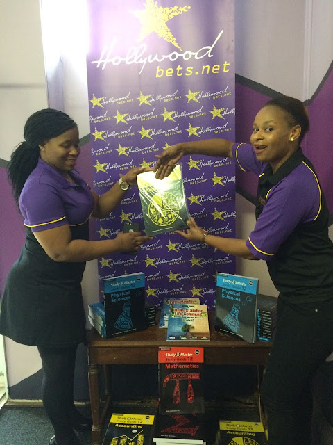 Crossroads Teen Centre - Hollywoodbets Empangeni Donation - Social Responsibility