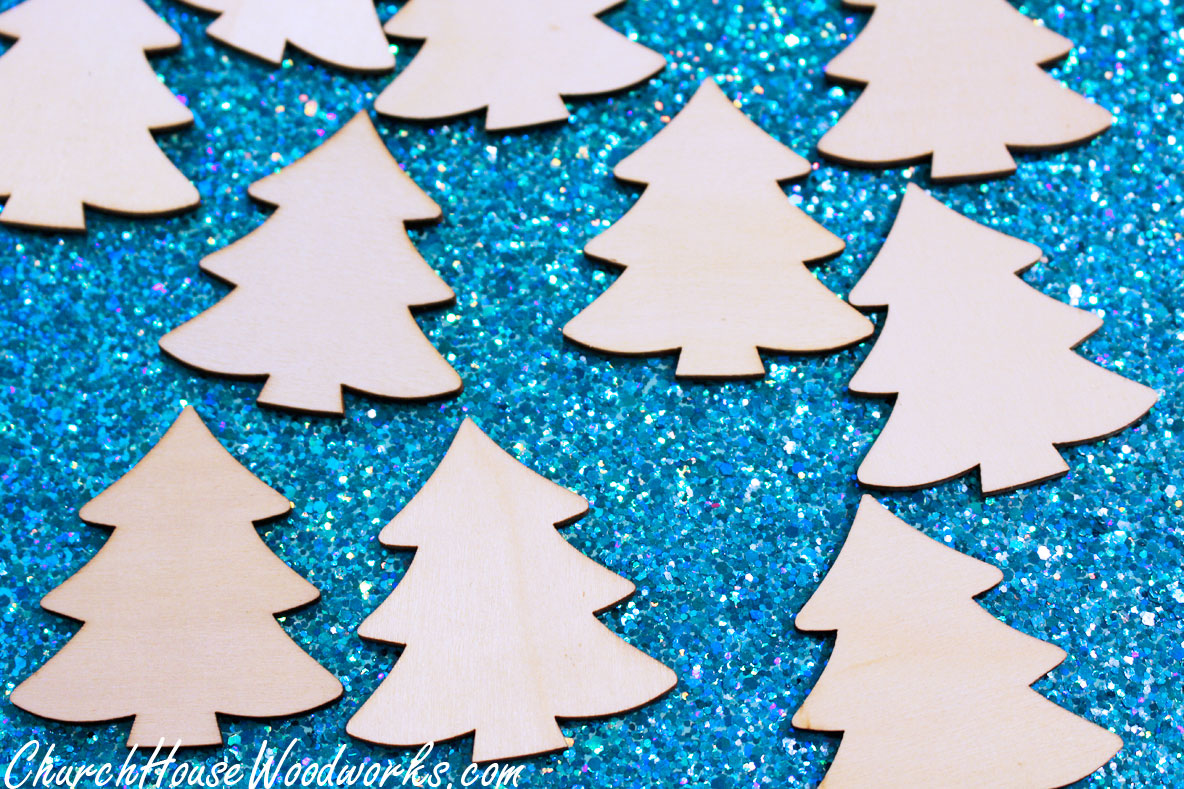 Diy wooden christmas tree ornaments to paint or draw on wood christmas