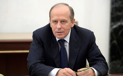 Director of the Federal Security Service Alexander Bortnikov