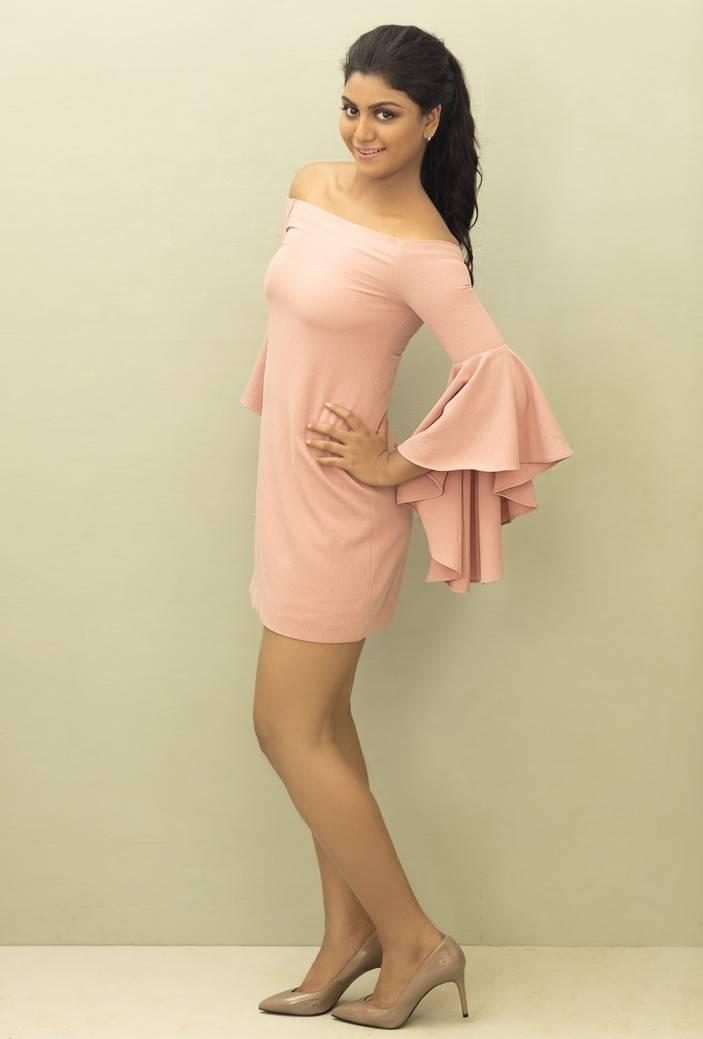 Actress Aaradhya Stunning Photo Shoot Stills
