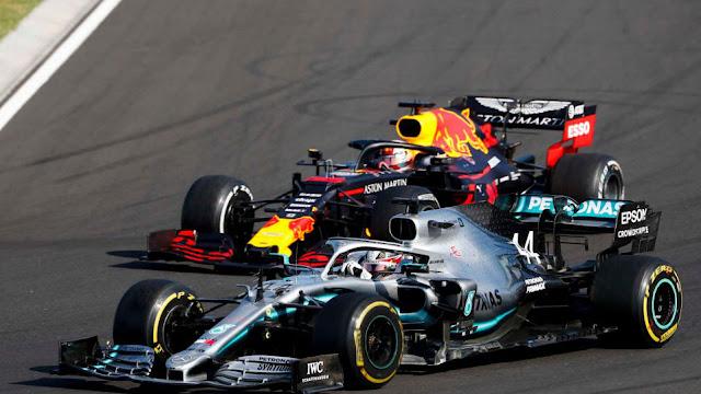 Formula 1 Rolex Magyar Nagydíj 2019.08.04