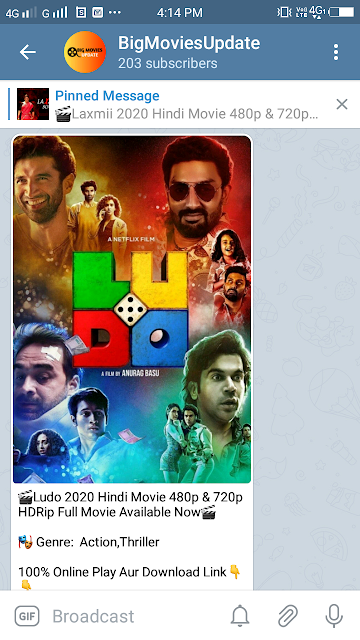 Ludo Movie Download
