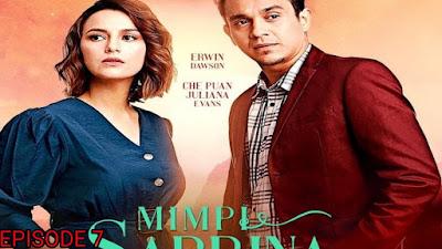 Tonton Drama Mimpi Sabrina Episod 7