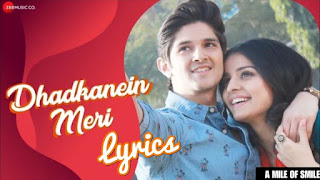 Dhadkanein Meri - Yasser Desai Full HD Video