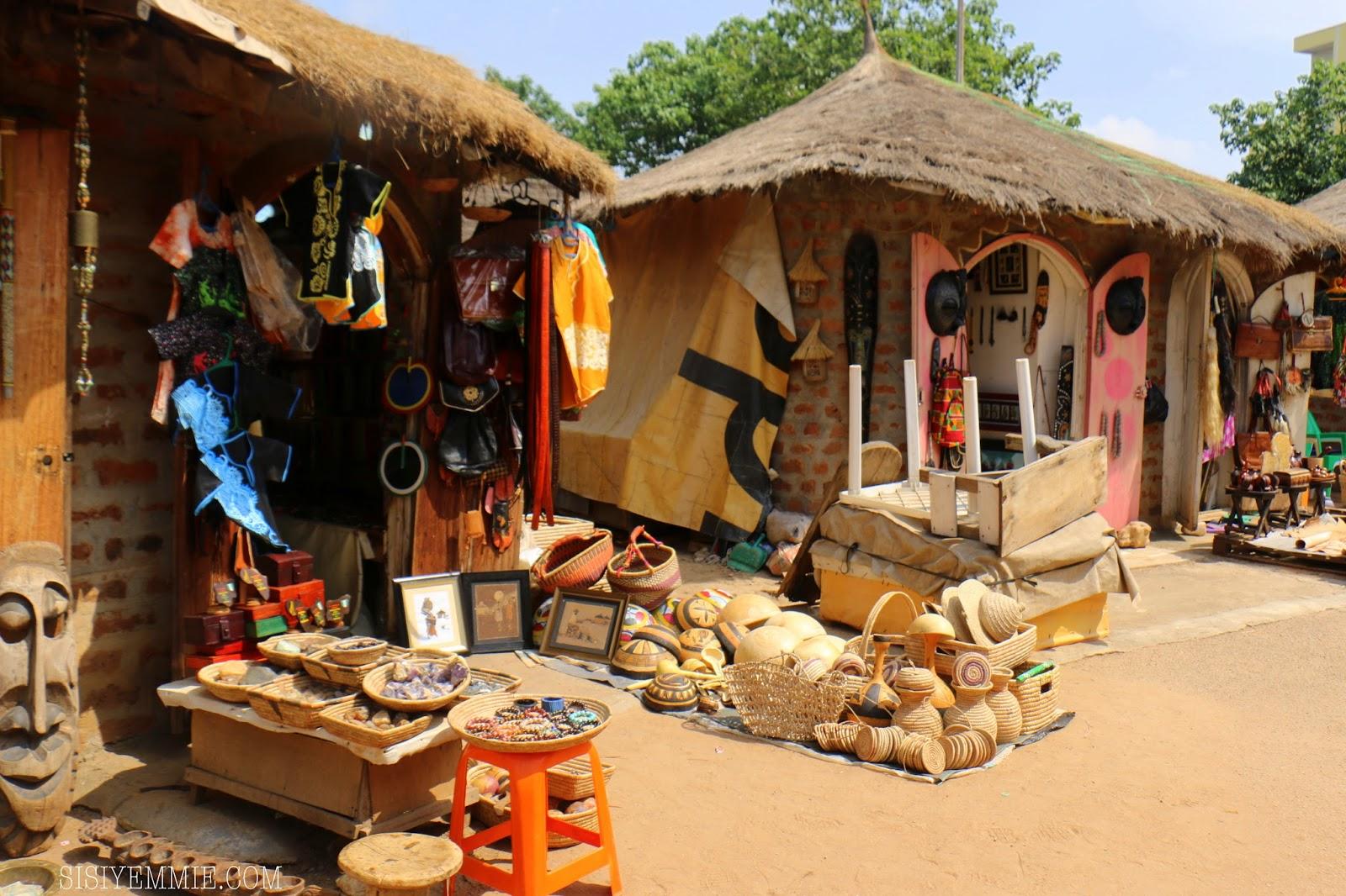 Abuja Arts And Crafts Village
