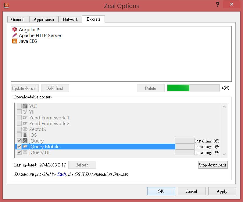 Solomon Development Blog: Offline Documentation Browser