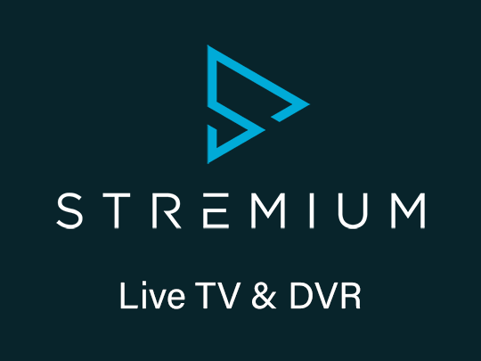Stremium   Canal Roku   Videos de Internet, Televisión en Vivo
