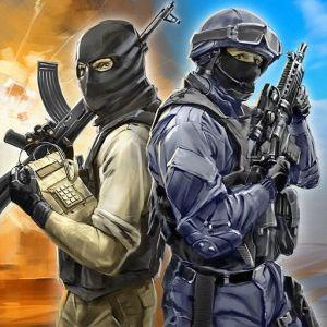 لعبة Forward Assault مهكرة جاهزة مجانا، التهكير الانتشار + رادار