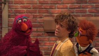 Telly, Philip, Simon, Peter Dinklage, Sesame Street Episode 4405 Simon Says season 44
