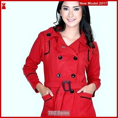 TRZ72 Sweater Wanita Fleece Garse 002 Murah