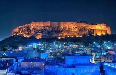 आखिर जोधपुर के हर घर को नीला क्यों किया जाता है ?