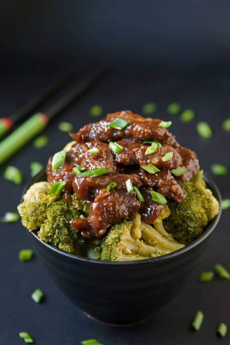Keto Mongolian Beef - Mongolian beef – a very mysterious recipe that came to us from China. You've probably seen it in Asian restaurants especially Chinese takeaways. Here's how to make it keto-friendly.