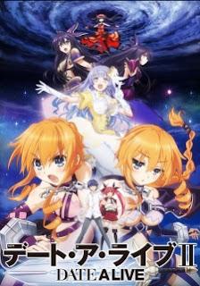 Date A Live II + OVA Subtitle Indonesia Batch