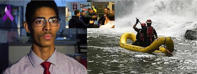 Estudiante dominicano que soñaba con ser arquitecto  muere ahogado en catarata Fall Creek de Nueva York