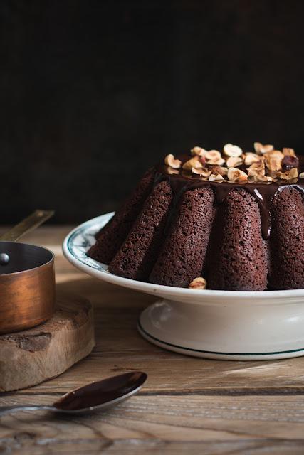 Gâteau au chocolat tout simple